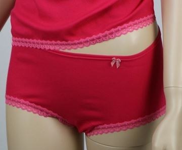 Bucaneve Panty fuchsia