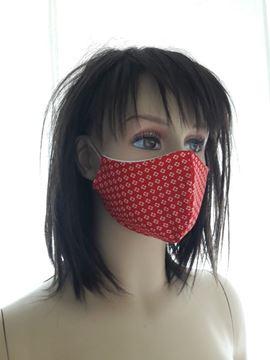Mund-Nasen-Masken farbig